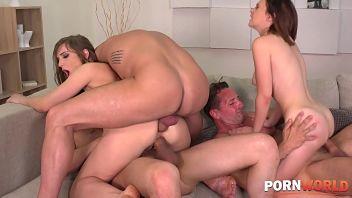 Orgia con Gina Ferocious e Nicole Pearl